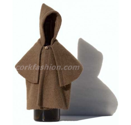 Coat for bottles (model GL0703005001) from the manufacturer Robcork in category Corkfashion